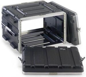 Kunststoffrack-6-HE-Effektrack-Hartschalenrack-ABS-Case-Effekt-Case