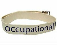 Kinsman Occupational Therapy Labeled Gait Belt - 8072x