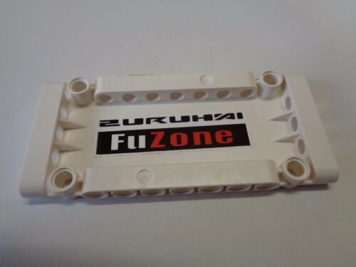 LEGO Technic Panel Curved 11x3  2 Pin Holes panel stickers 62531 choose color