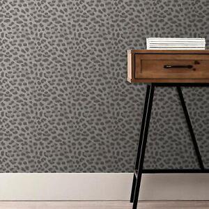 Fine-Decor-Tropica-Animal-Motifs-Papier-Peint-Argent-FD42467