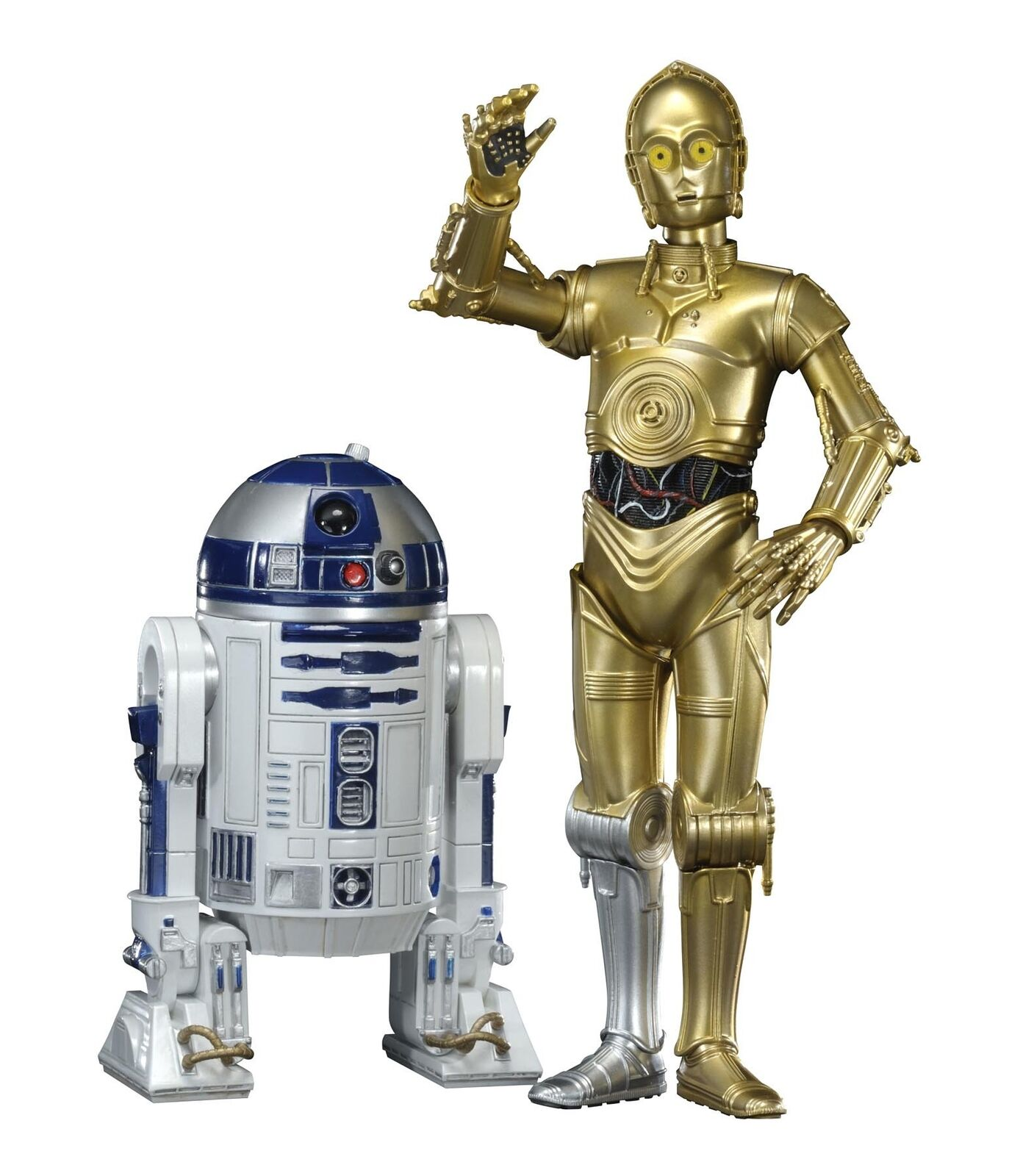 Star Wars ARTFX+ R2-D2 & C-3PO Kotobukiya (1/10 scale PVC figure) ARTFX
