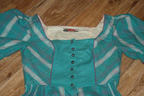 Dirndl Kl4176 tradizionale Oldschool Dress Abito 36 Country xqCFOxZwH