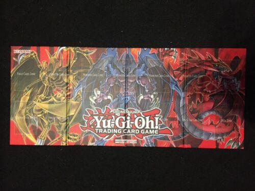 YUGIOH! Legendary Collection 2 Spielmatte//Spielbrett//Playmat Top Doppelseitig