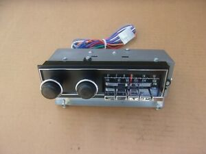 NEW 70-71 E Body AM/FM Bluetooth Radio    IN STOCK SHIPS IN 48 HOURS