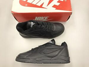 timeless design 66b0b d16e4 Image is loading 1991-DS-Nike-Court-Force-Low-Size-5-
