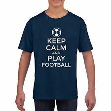 item 3 Keep Calm and Play FOOTBALL Mens Boys T Shirt Soccer Kit Funny Gift  804 -Keep Calm and Play FOOTBALL Mens Boys T Shirt Soccer Kit Funny Gift 804 7f2d4c9c4