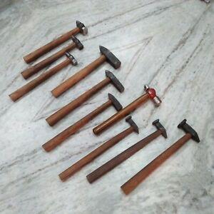 Set-of-10-Black-Iron-Hammer-Blacksmith-Useful-Item