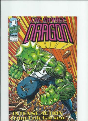 Details about  /Image Comics Savage Dragon NM-//M 1992