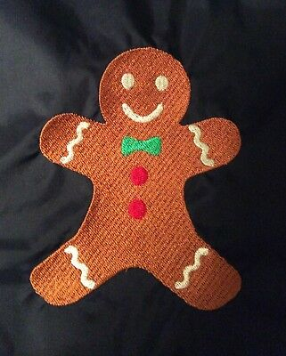 Abile Personalizzata Ginger Bread Man Palestra / Tote / Scuola / Pe / Toy Custodia A Coulisse-l/pe/toy Drawstring Bag It-it Mostra Il Titolo Originale Lucentezza Luminosa
