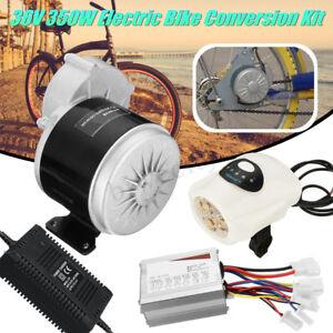 36V 350W Kit Controllore Bici Elettrica Conversione Per 24-28 ... c7e730c3dbf