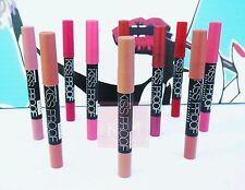 8 Pcs Lipstick Menow kissproof Matte Lip Crayon Pencil Set(2,3,6,9,12,14,18)