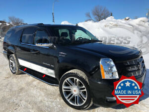 2007-2014-Cadillac-Escalade-SUV-Longer-ESV-Rocker-Panel-Trim-Body-Side-Molding