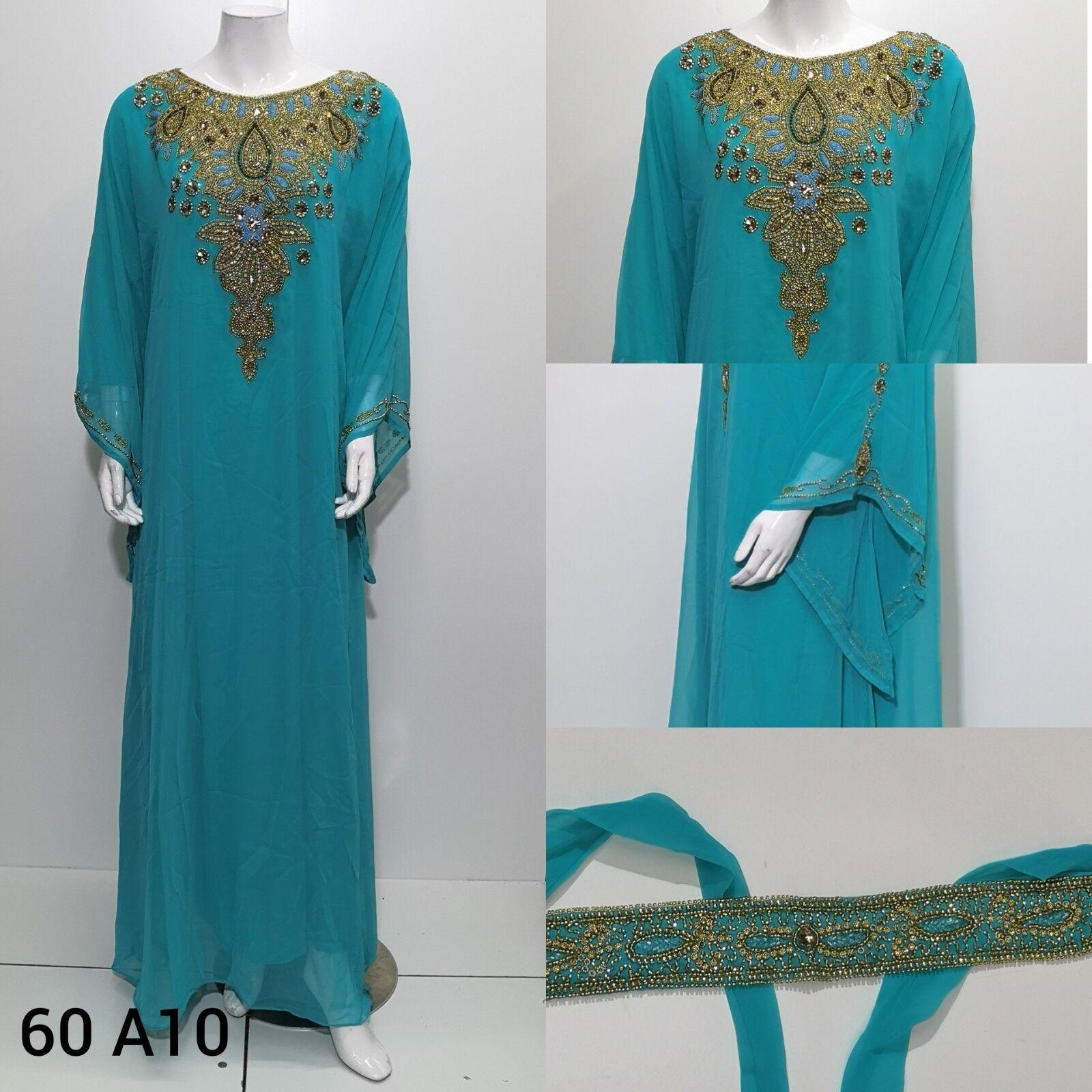 Dubai damen farasha .maxi dress.khaliji  farasha.party dress.FREE Größe.new 2018