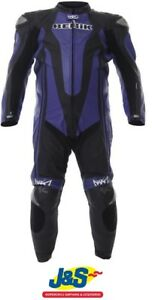 Berik-LS1-4242-Kang-Titan-1-Piece-Leather-Suit-Motorcycle-Motorbike-Race-Blue