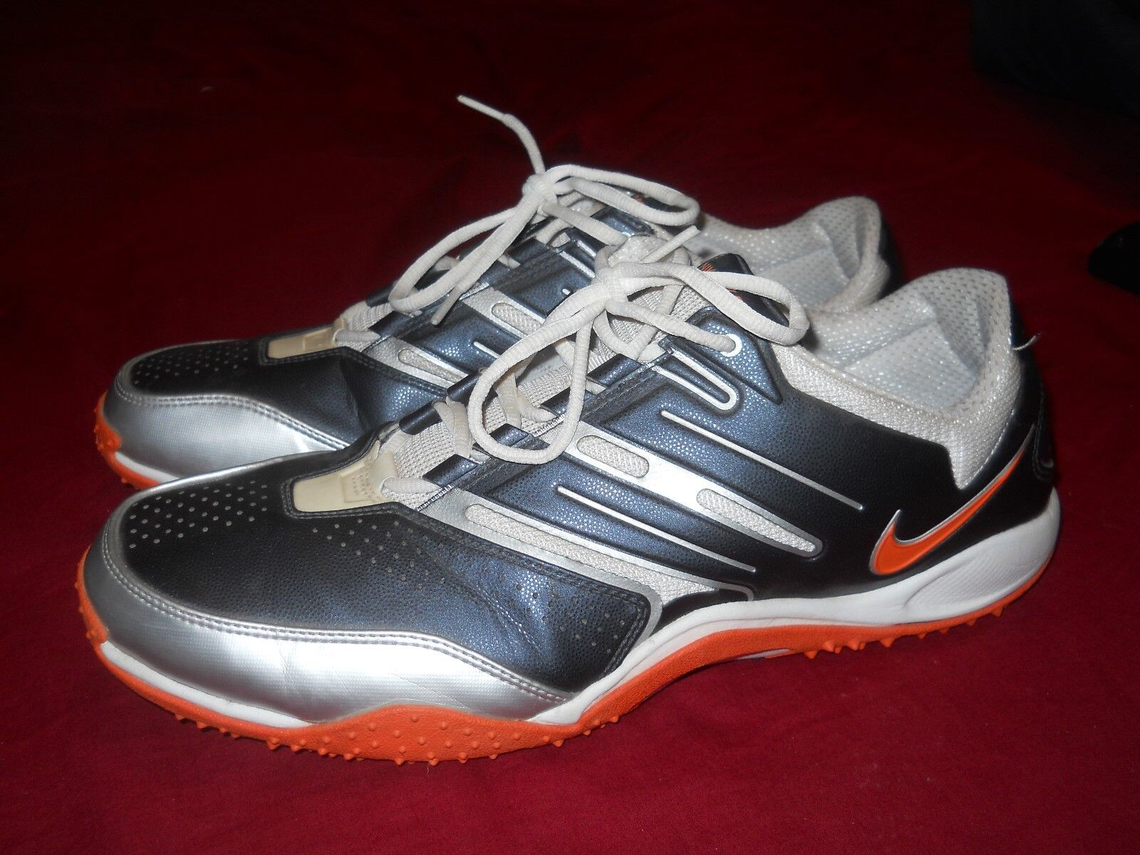 8e44f4617a71c Nike Air Zoom Zoom Zoom Sparq TR Elite Mens Size US 14 Running Shoes  318468-481 cd1725
