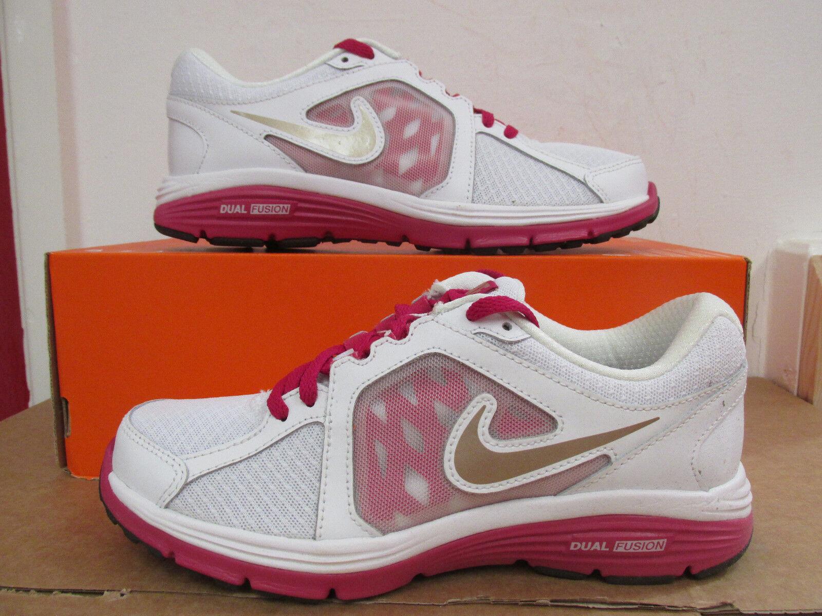Nike Donna Dual Fusion Run Breathe Scarpe da Corsa 525752 102 Svendita Scarpe classiche da uomo