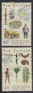 New-Zealand-200th-Anniversary-of-the-Discovery-of-Chatham-Islands-1991