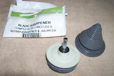 Mower Blade Balancer & Sharpener for Lawn Mower Tractor, Garden tools New