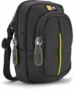 Case-Logic-DCB302-Compact-Camera-Case-Black-Protective-Bag-Holder-Grey