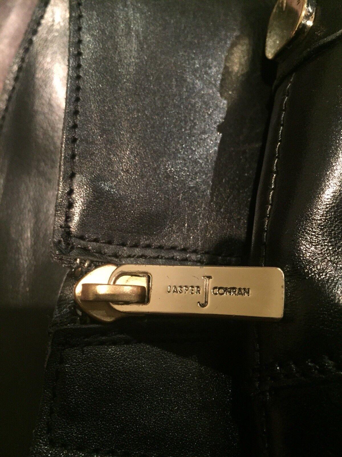 Jasper Conran Leder Stiefel Günstige und gute Schuhe