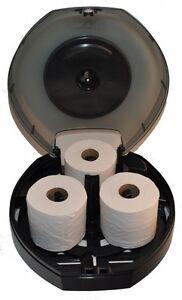 Bay West 3 Roll Toilet Paper Dispenser Ebay
