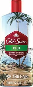 Old Spice Fiji 2in1 Shampoo And Conditioner Smoothening Hair 400 gm