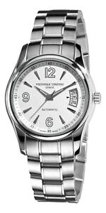 Frederique-Constant-Men-039-s-Junior-Automatic-Stainless-Steel-Watch-FC303S4B26B