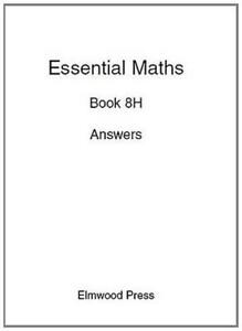 Essential-Maths-Answers-v-8H-by-Rayner-David-Paperback-Book-9781902214856