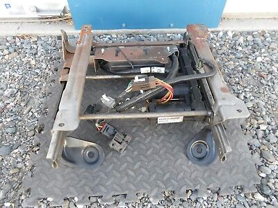 2008-2010 Ford Super Duty F250 F350 Power Seat Track W//Switch Passenger 08 09 10