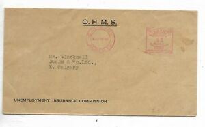 1947-Calgary-Alberta-Meter-on-a-O-H-M-S-Unemployment-Insurance-Commission