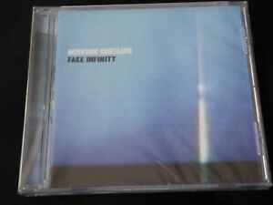 Nervous-Curtains-Fake-Infinity-SEALED-NEW-CD