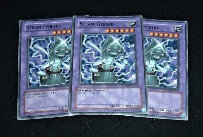 Steam Gyroid Mint Near Mint Condition YUGIOH Card