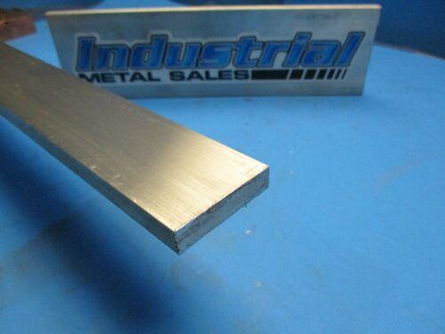"""1//2/"""" x 1-1//2/"""" 6061 T6511 Aluminum Flat Bar x 12/""""-Long--/>.500/"""" x 1.5/"""" 6061 Flat"""