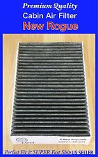 For NEWEST ROGUE CHARCOAL CARBON CABIN FILTER 2014-2015 27277-4BU0A  Fast ship!!