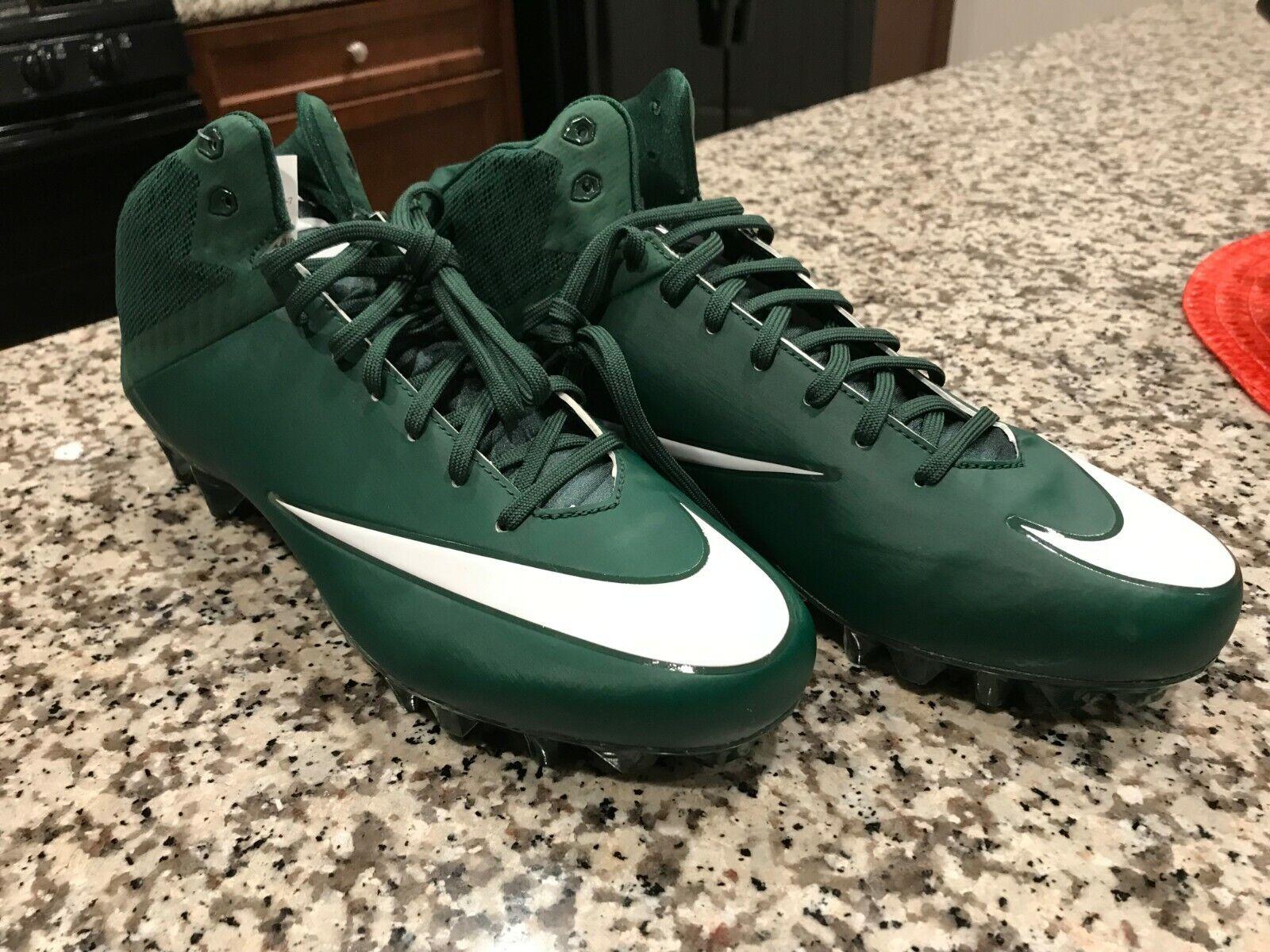 0715f4089d8 VAPOR SPEED 2 4 TD CF Green White FOOTBALL CLEATS SIZE 13.5 847089-312 NIKE  3 oowloh5950-Men