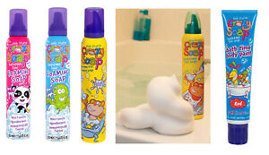 Bath Foam Kids