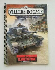 Flames-of-War-Villers-Bocage-Rebound-Rule-Book