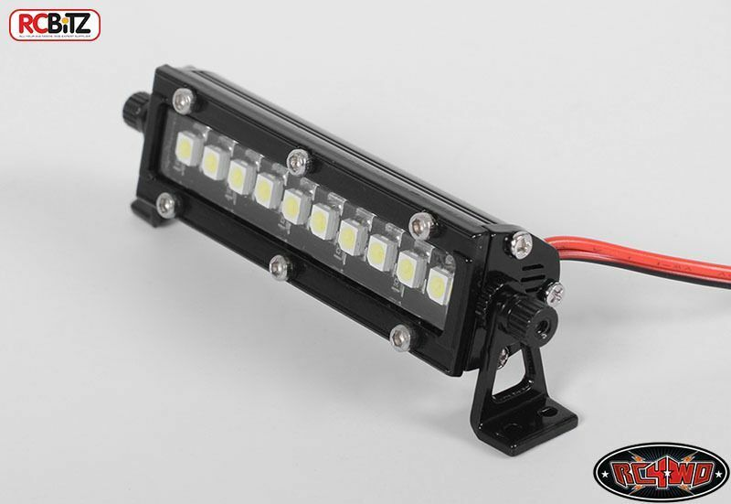 RC4WD 1 10 High Performance BRIGHT SMD LED METAL Light Bar 50mm 2  Z-E0057 RC