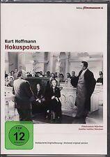 HOKUSPOKUS 1953 DVD Curt Goetz Kurt Hoffmann Erich Ponto Edition Filmmuseum OVP!
