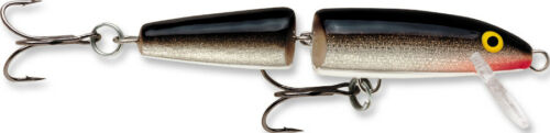 Bass Lure Rapala Jointed Floating Fishing Sizes Various Colours