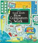 Look Inside How Computers Work by Alex Frith (Board book, 2016)