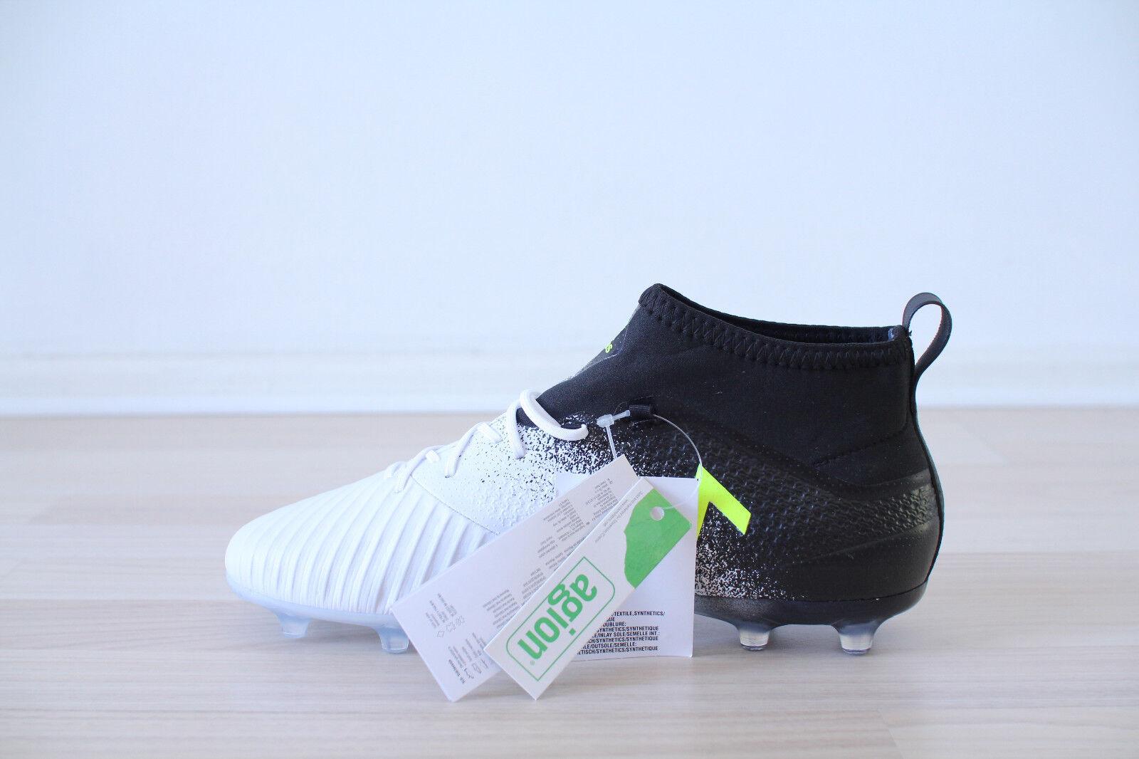 Adidas Ace 17.1 17.1 17.1 FG J Schwarz Weiß Gr. 35 36 37 38 39 NEU & OVP S77039 d9be0d