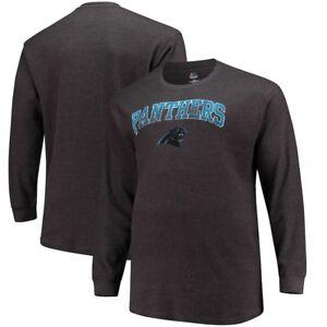 NFL Carolina Panthers Men s Big   Tall Thermal Long Sleeve Shirt ... 28ac99beb