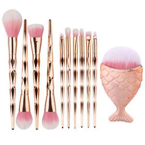 Pro-Diamond-Makeup-Brush-Foundation-Powder-Eye-Shadow-Lip-Face-Blending-Brush-UK