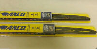 Anco 31-series Wiper Blades Front (set Of 2) Left & Right 16 + 16