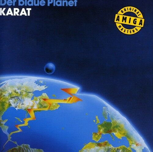 1 of 1 - Karat - Der Blaue Planet [New CD]