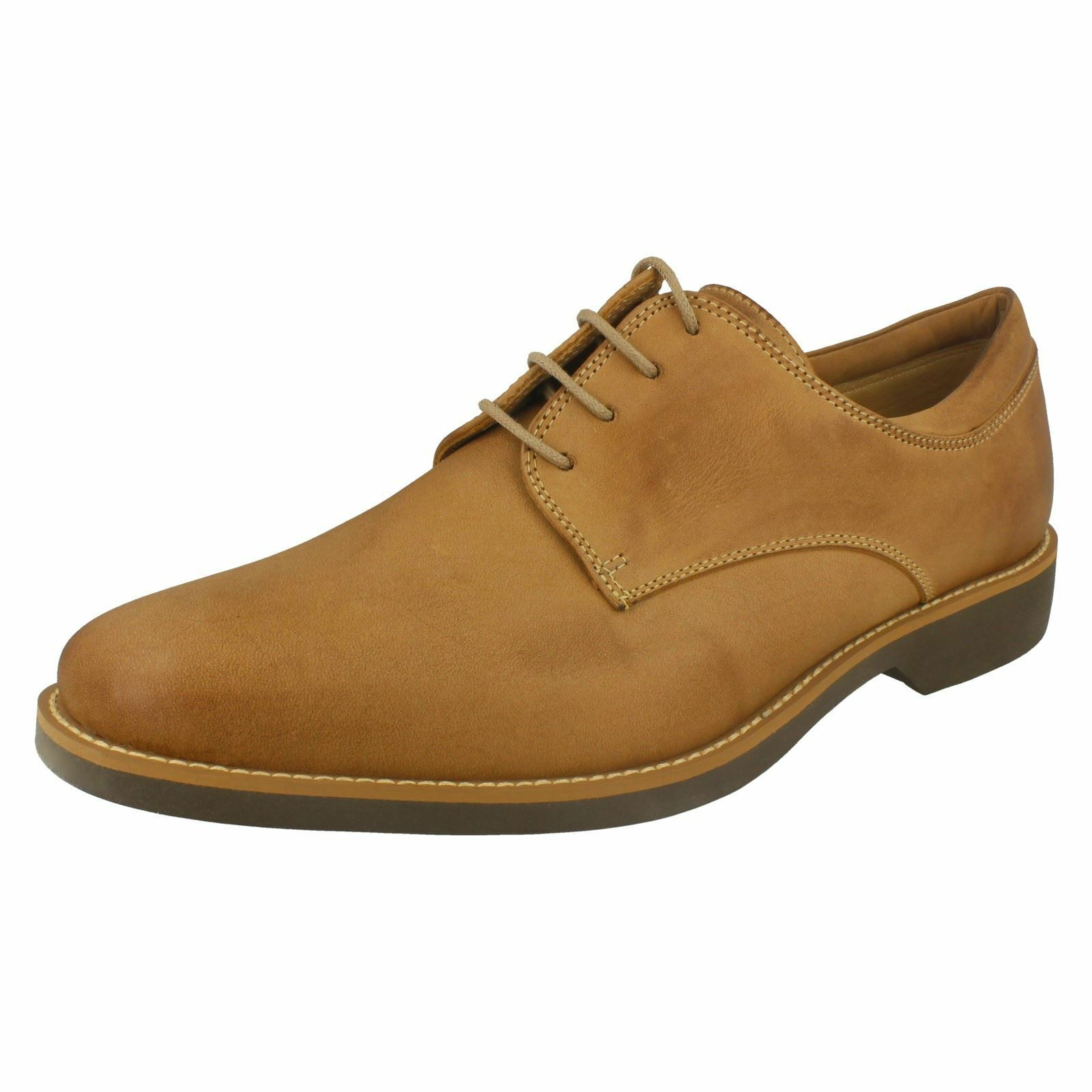 Mens Delta Leather Lace Up Shoes By Anatomic & & & Co 63bb92