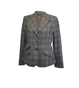 Quality Guy Tweed Wool 46 Jacket Rover amp; Elastane Italian 1vv5gFqwnx
