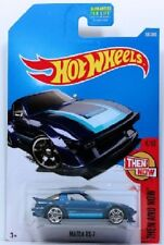 2017 Hot Wheels #337 Then and Now Mazda RX-7