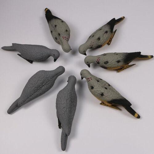 Taube Taubenziel Bogenschießen Ziel Tier Übung Armbrust Jagen Spiel 3D Faltbar